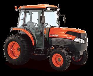 Kubota Tractor L L5740