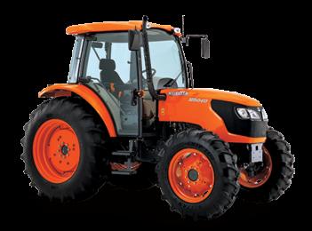 Kubota Tractor M M6040